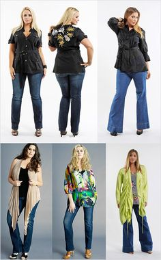plus size jeans for women