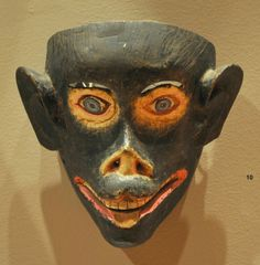 Mexican Monkey Mask | Flickr - Photo Sharing!