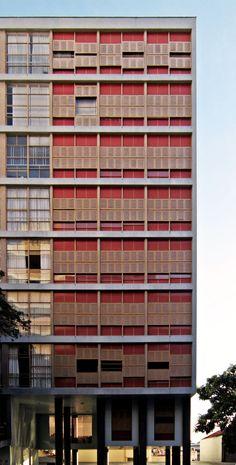 Edifício Louveira, Artigas, 1946