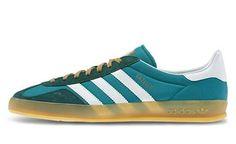 Adidas Gazelle Indoor In Suede Arrives In Stockholm Colourway