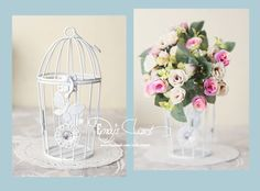 Wire bird cage for your home decoration