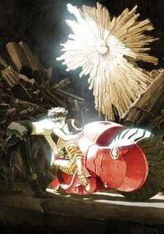 Tribute To Katsuhiro Otomo 42 Artistes Rendent Hommage Au Maitre Du Manga