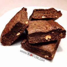 Brownie de avena al sarten »