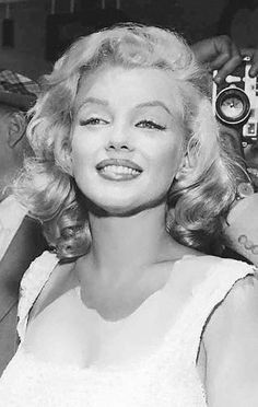 Sublime Marilyn naturelle