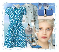 """""""MY VALENTINO OUTFIT !"""" by jasmine-monro ❤ liked on Polyvore featuring Ciel and Valentino"""