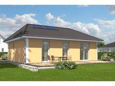 Bungalow 78 - #Einfamilienhaus von Town & Country Haus Lizenzgeber GmbH | HausXXL #Bungalow #Energiesparhaus #klassisch #Walmdach