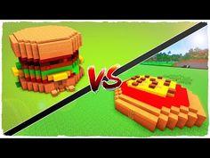 """👉 Casa de HAMBURGUESA vs casa de PIZZA - MINECRAFT - VER VÍDEO -> http://quehubocolombia.com/%f0%9f%91%89-casa-de-hamburguesa-vs-casa-de-pizza-minecraft    ¡Casa de HAMBURGUESA vs casa de PIZZA en Minecraft! TinenQa y yo competiremos por construir la mejor casa de bloques de hamburguesas y de pizzas en un tiempo limitado. ¿Quién ganará? 👉Más episodios de """"Casa vs casa"""":  ►Canal de TinenQa: ======================================== Mis..."""