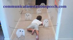 Communication Station: Speech Therapy:  Number and Halloween Fun (2 freebies included!)