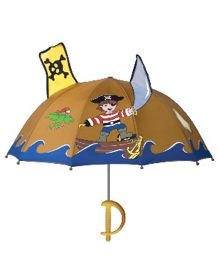 The smile you gave when you saw me with my super pirate umbrella. . .  Unforgettable :)