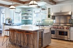 6 Kitchen Trends for 2015 | Fireclay Tile Design and Inspiration Blog | Fireclay Tile