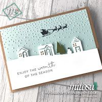 Stampin' Up! Hearts Come Home & Hometown Greetings Bundle from Mitosu Crafts UK Online Shop 1
