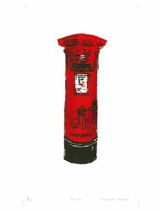 Irish Landscape, Post Box, Contemporary Jewellery, Sculpture Art, Screen Printing, How To Apply, Prints, Screen Printing Press, Mailbox