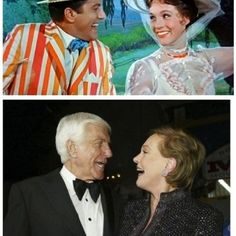 Mary poppins then and now... This makes me happy