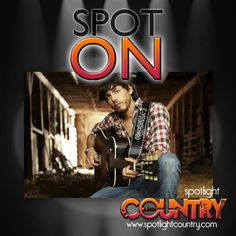 """If you don't check out Chris Janson and his song """"Better I Don't"""" then you're definitely missing out!  Listen to it at spotlightcountry.com"""
