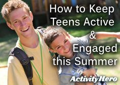 Summer Camps & Leadership Programs for Teens