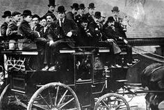 Sheffield United Cup winners return home 1899