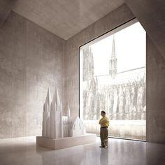 Galería de Staab Architekten presenta su diseño de planificación para el Centro Histórico de Colonia - 4