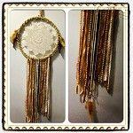 #Dreamcatcher Homemade 35cm - Crochet -nsking70@bigpond.com