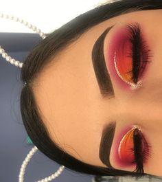 Makeup Eye Looks, Cute Makeup, Glam Makeup, Pretty Makeup, Skin Makeup, Eyeshadow Makeup, Makeup Inspo, Makeup Brushes, Makeup Ideas