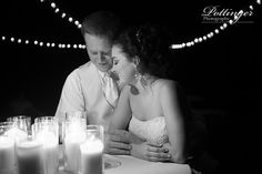 What a wonderful family wedding at White Diamond Lavender Farm in Hope Indiana. The colors were champagne, gold and ivory. The rustic chic barn reception was elegant and fun! photos by Pottinger Photography www.pottingerphoto.com chandelier twinkle lights flowers by Pomp and Bloom