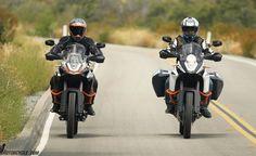 Ryan Adams pits his personal 2014 KTM Adventure 1190 R against its replacement in KTM's product lineup, the 1190 Adventure R. Ktm Adventure, Ktm Motorcycles, Himalayan, Motocross, Motorbikes, Tatuajes, Himalayan Cat, Dirt Biking, Motorcycles