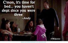 TB S06E04 1 quote ~Andy Bellefleur