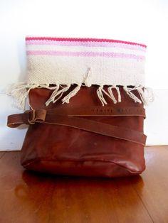 Le Poer Trench — Tribal Flop Clutch Trench, Bags, Design, Fashion, Handbags, Moda, La Mode, Fasion, Totes