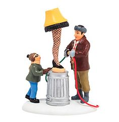 Department 56® A Christmas Story Village The Old Man's Major Prize Figurine
