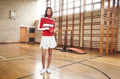 Collegiate Locker Lookbooks : Back to School Fashion