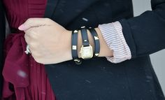 mark Time For Style Watch December 15th, 2013 - Mark by Avon Outfit by Canadian Fashionista