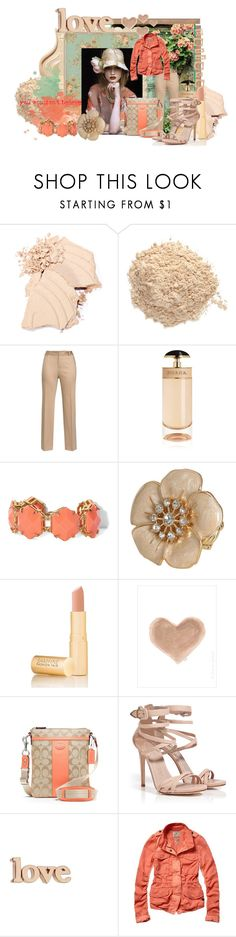 """Floral Tribute"" by summersprinkle ❤ liked on Polyvore featuring Le Métier de Beauté, Lauren Ralph Lauren, Prada, Vince Camuto, Wet Seal, Fashion Fair, French Country, TEN, Coach and Le Silla"