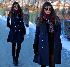 Get this look: http://lb.nu/look/8562509  More looks by Jointy&Croissanty ©: http://lb.nu/jointyicroissanty  Items in this look:  Fashionmia Coat, Dresslink Scarf, Dresslink Gloves   #casual #classic #street #look #outfit