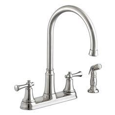 American Standard Silhouette Kitchen Sink