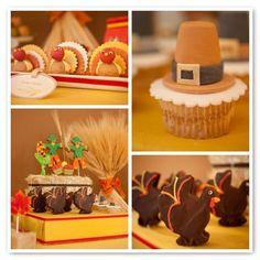 thanksgiving kid desserts