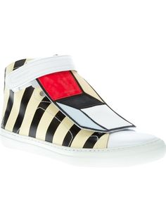PIERRE HARDY - Cube limited edition sneaker 1 MENS $710