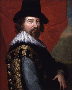 Francis Bacon (22 de enero de 1561 — 9 de abril de 1626), jurista inglés.