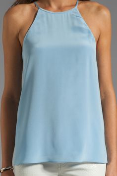 baby blue cami - Google Search