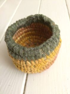 Marissa Schiesser Basket from 22 Sep Workshop at Bluhouse Market and Cafe, Deep Cove