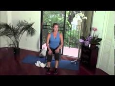 JS Chair Workout I II MUsic Jig Part 1