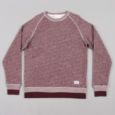Norse Projects Vorm Sweat - Fig