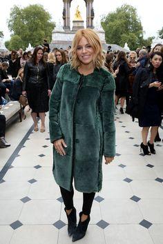 The Best Celebrity Street Style From London Fashion Week. Sienna Miller ... 0037e6fbf0