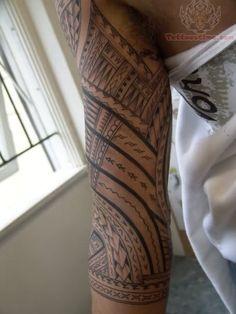 Marvelous Samoan Tattoo
