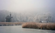 Romania, Snow, Painting, Travel, Outdoor, Winter Time, Museum, Outdoors, Viajes