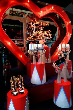 Christian Louboutin on Mount Street, London Photography by Susie Rea ~ Colette Le Mason @}-,-;---