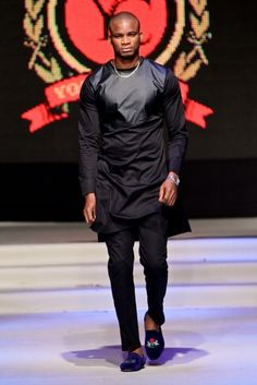 Yomi Casual @ Port Harcourt Fashion Week 2014, Nigeria – Day 2 | FashionGHANA.com: 100% African Fashion