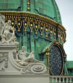 Michaelerkuppel, Hofburg Vienna