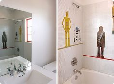 #starwars #geek #bathroom