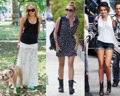 Miley fashion! <3