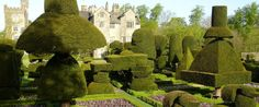 Home:: Levens Hall - Historic Hall and Gardens, The Lake District, Cumbria