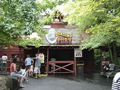 FIRE IN THE HOLE!!!!!!!!!!     Blazing Fury @ Dollywood